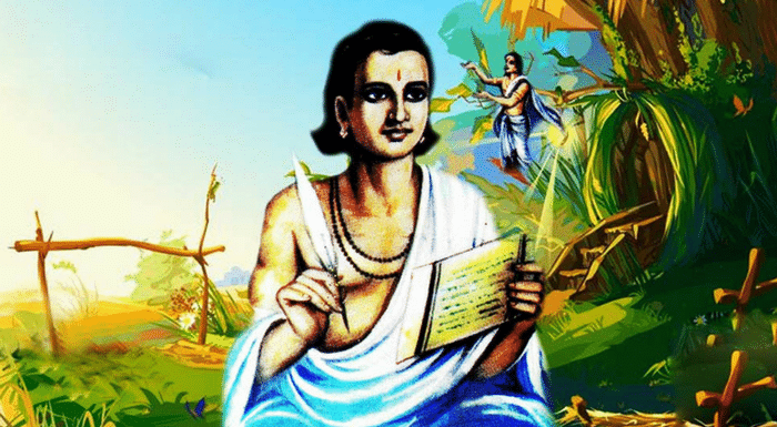 India as the Birthplace of Modern Literature