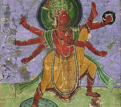 Musings on the Legend of Maveli